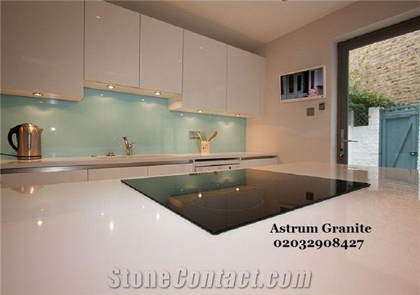Best Aqua Quartz Kitchen Worktop In London Uk From