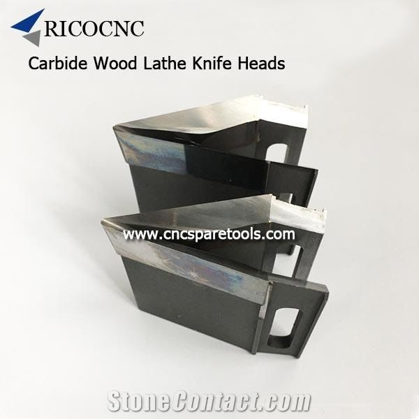 Carbide Woodturning Tools Wood Lathe Knife Heads From
