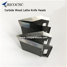 Carbide Woodturning Tools Wood Lathe Knife Heads