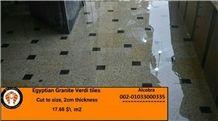 Egyptian Granite Verdi