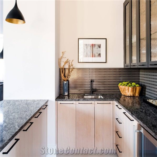 Best Price Quartz Engineered Stone Kitchen Countertops From