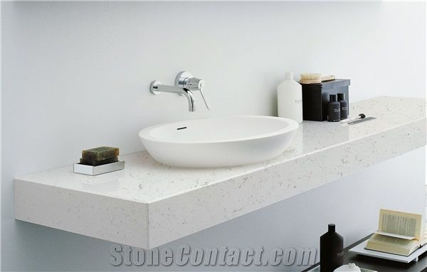Solid Surface Vanity Tops For Bathrooms From China Stonecontact Com