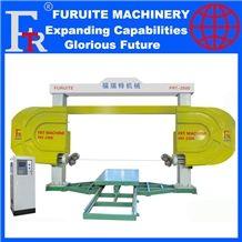Frt2000diamond Multi Wire Saw Automatic Marble Granite Cutting Machine