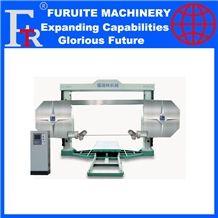 Frt3000 Cnc Diamond Wire Saw Automatic Marble.Granite Cutting Machine