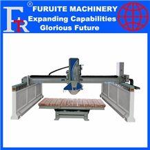 Frt450laser/Infrared Auto Marble Granite Bridge Cutter Cutting Machine