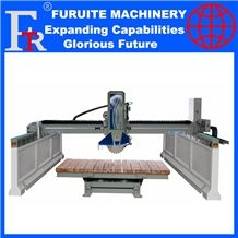 Frt600 Infrared Laser Bridgesaw Cutting Machine Marble.Granite Cutting