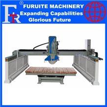Frt800 Infrared Laser Bridge Saw Cutting Machine Marble Granite Cutter