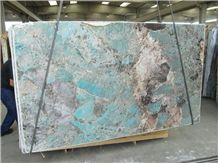 Amazzonite Green Jewelry Jasper Natural Green Quartzite Slabs