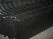 Black Galaxy Granite Kitchen Countertops