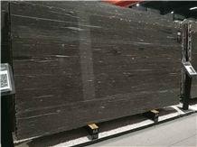 Cignus Brown Silk Granite Slabs & Tiles, Brazil Brown Granite