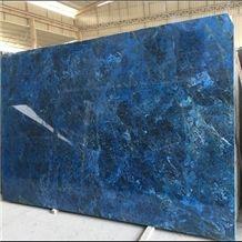 Electrolysis New Azul Bahia Blue Bahia Sodalite Blue