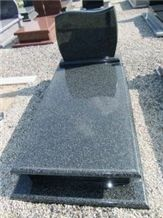 Granite Western Style Monuments Tombstone,Gravestone,Simple Headstone