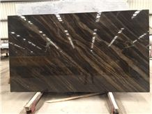 New China Natural Stone Acquarella Elegant Luis Black Brown Quartzite