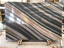 New China Natural Stone Acquarella Elegant Luis Brown Quartzite Slabs
