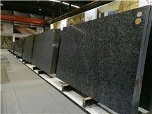 Versace Matrix Fantaxy Black Exotic Polished Brush Black Granite Slabs