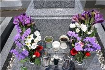 Granite Japanese Style Tombstones
