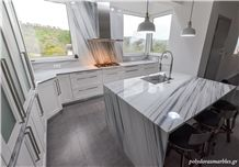 Kitchen Tops, Surfaces and Marble Sink