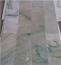 Danba White Marble Slabs & Tiles