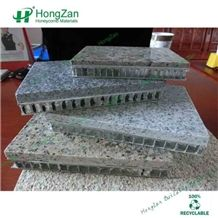 Lightweight Stone Honeycomb Composite Panel for Wall Cladding