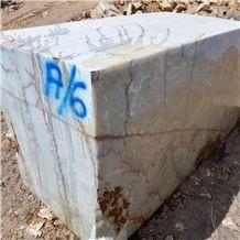 Aqua Verde Onyx Block
