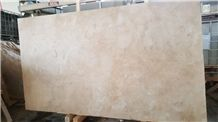 Ivory Travertine Slabs Any Thickness, Any Faces and Tile, Cut to Size