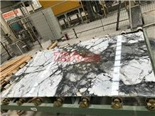 Cold River Marble Winter River Marble Slabs for Wall Tile