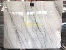 Infinity White Quartzite Sea Pearl Macaubas White Quartzite Slab