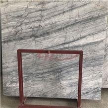 Milan Cloudy Grey Marble Jacky Ma Grey Marble Slabs for Floor Tile