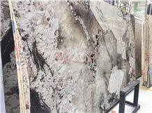 Tourmaline White Granite Slabs Patagonia Granite for Vantity Top