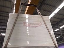 White Wood Jade Marble Royal Beige Jade Slabs