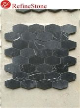 Marble Mosaic for Wall Decoration, Marble Pattern Style Mosaic