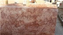 Red Travertine, Rose Travertine