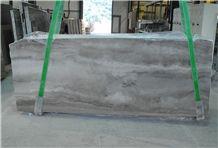 Olympus Grey Marble Slabs