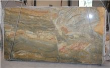 Pocahodas Cloudy Marble Bookmatched,Polished 2cm, 3cm Slabs