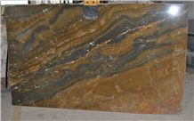 Pocahodas Dark Marble 3cm Polished Slabs