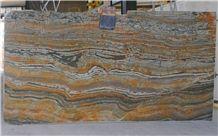 Pocahodas Marble Slabs & Tiles, Greece Yellow Marble