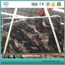 Black Marble Slab/Universal Black Marble for Sale