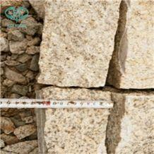 G682 Granite Cubes Natual Finish Building Stone