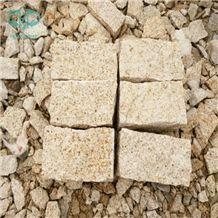 Popular Cheap G682 Rusty Yellow, Sunny Gold Granite All Sides Natural