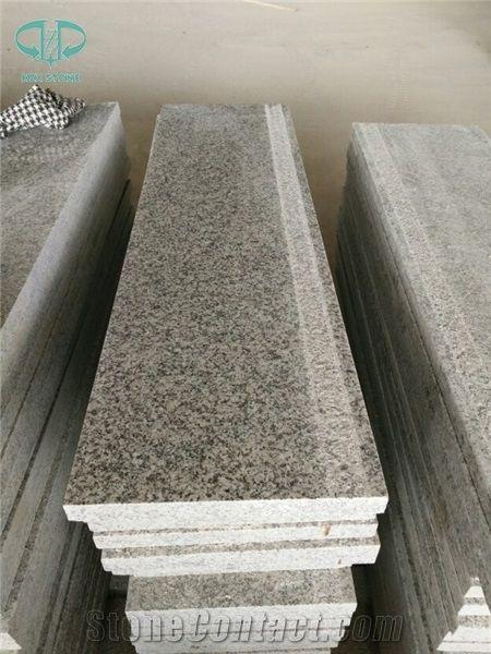 Sliver Grey G603 Granite Stairca Paving Sesame Stone Garden