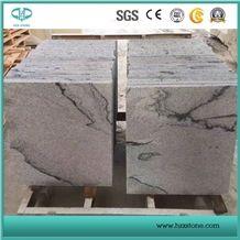 Wisconsin White Granite/Fantasy Grey Granite Tiles for Flooring/Wall