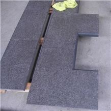 Flamed Surface Bullnose Edges Swimming Pool Edging Coping Pavers