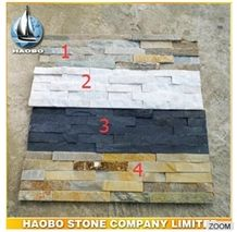 Colorful Sandstone Cultural Stone Interior Exterior Wall Covering