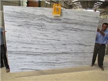 A White Marble Slabs