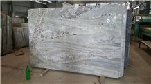 Monte Cristo White Granite Slabs