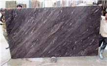 Scorpio Marble Slabs & Tiles, India Brown Marble