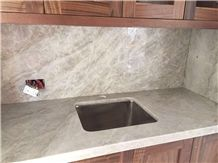 Iceberg Quartzite,Taj Mahal Quartztize,For Kitchen Countertop,Bar Top