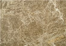Light Emperador Marble Thin Panels for Home Decorative Wall Design