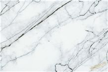 Violet White Marble Thin Panels Interior Design for Home Decorative
