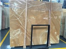 Onyx Yellow Jabe Slab for Sale from Xzx-Stone